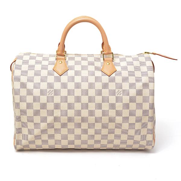 ルイヴィトン/Louis Vuitton/ダミエアズール/スピーディ35/N41369【中古】