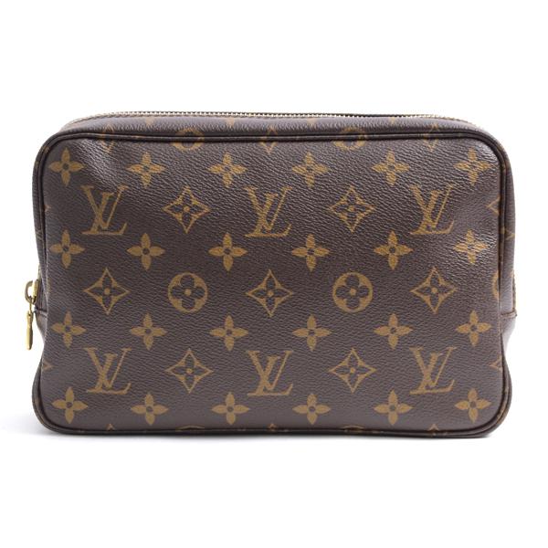 ルイヴィトン Louis Vuitton モノグラム M47524 トゥルース トワレット 化粧ポーチ A級品【中古】