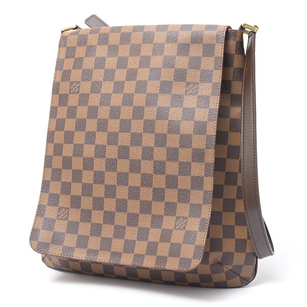 ルイヴィトン Louis Vuitton ダミエ ミュゼットサルサ ショルダーバッグ N51300【中古】