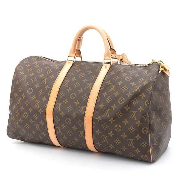 ルイヴィトン Louis Vuitton モノグラム キーポル50 M41426【中古】