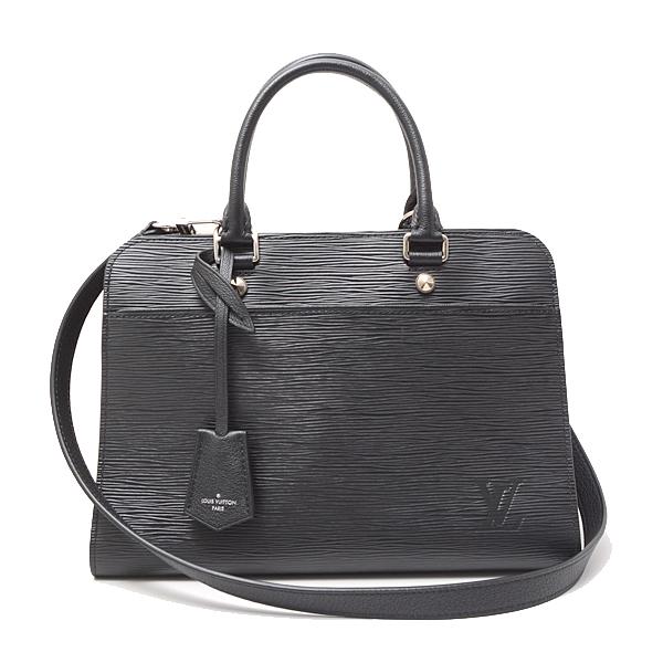 ルイヴィトン Louis Vuitton エピ ヴァノーMM 2WAYバッグ ノワール レディース M51238【中古】