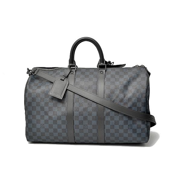 ルイヴィトン Louis Vuitton キーポル・ア・ド 3WAYバッグ N23361 ダミエコバルト【未使用展示品】