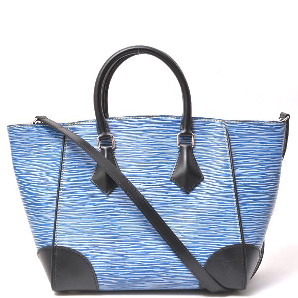 ルイヴィトン Louis Vuitton エピ 2WAYショルダーバッグ ブルー フェニックスPM M50841【未使用展示品】