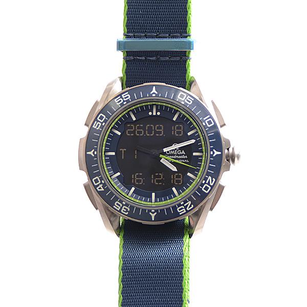 オメガ OMEGA 318.92.45.79.03.001 スピードマスター スカイウォーカー X-33リミテッド【未使用展示品】