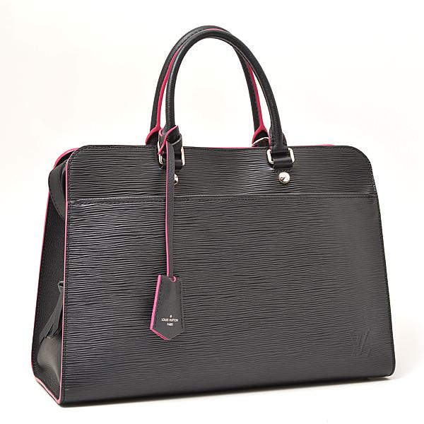 ルイヴィトン Louis Vuitton エピ ヴァノーGM 2WAYバッグ ノワール レディース M54149【中古】