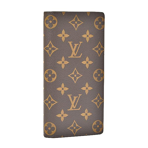 ルイヴィトン Louis Vuitton ポルトフォイユブラザ 二つ折り長財布 ユニセックス モノグラム M66540【未使用展示品】