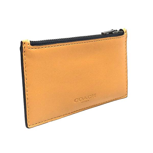 全商品ポイント2倍 コーチ COACH 小物 カードケース メンズ アウトレット レザー 名刺入れ コインケース F79151KFlJcT1