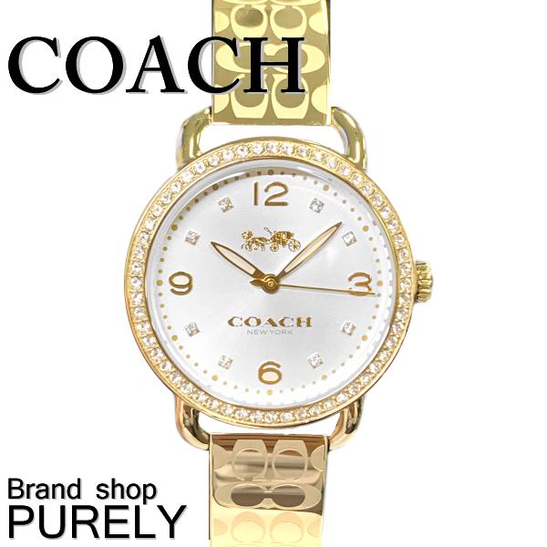 【全商品ポイント3倍】コーチ COACH 腕時計 レディース アウトレット ステンレス ステンレス ウォッチ クォーツ 14502766 ゴールド コーチ COACH レディース WWW