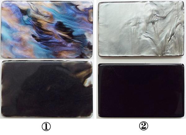 雲柄 アクリル板 厚み5mm 2枚セット【送料無料】 特殊アクリル板