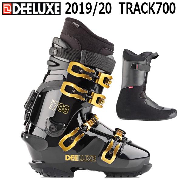 19-20 DEELUXE ディーラックス TRACK700 スノーボード アルペン ハードブーツ メンズ レディース ノーマルインナー 予約商品 2020