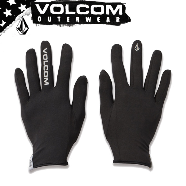 VOLCOM JP 激安通販専門店 INNER GLOVE 日本正規品 20-21 ボルコム スノーボード インナーグローブ スキー 早割クーポン メンズ 手袋 メール便対応 レディース