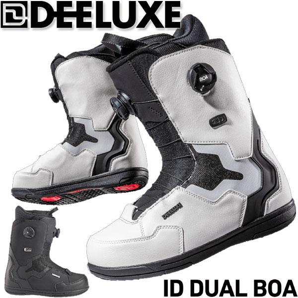 予約特典付きで予約受付中 2021-2022 DEELUXE ID DUAL BOA s3 日本正規品 21-22 日本限定 ディーラックス 熱成型対応ジャパンフィット 2022 メンズ ダブルボア 予約商品 ブーツ スノーボード 年中無休