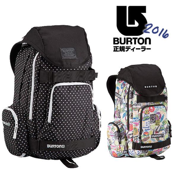BURTON/バートン JPN SHRED SCOUT PACK/シュレッドスカウトパック バッグ バックパック リュック メンズ レディース スノーボード 取寄せ商品 2016SS