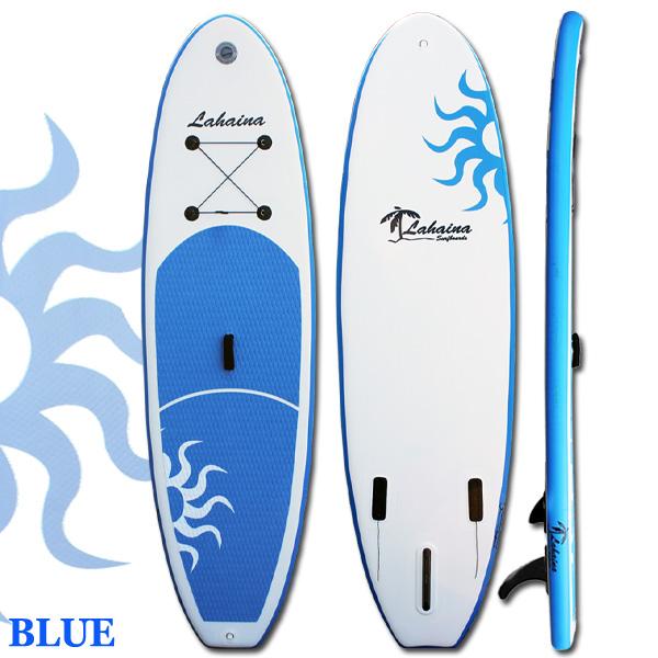 SUP サップ インフレータブルパドルボード ラハイナ / LAHAINA SUP 10'0 ホワイト/ブルー サップ オールラウンダー スタンドアップパドルボード