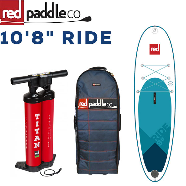 2019 RED PADDLE 10'8