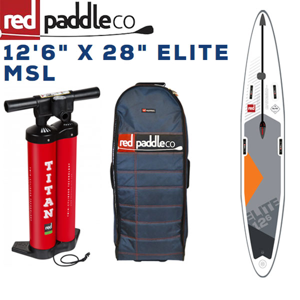 2018 RED PADDLE 12'6