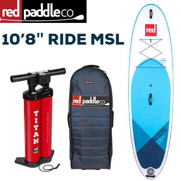 2020 RED PADDLE RIDE 10'8