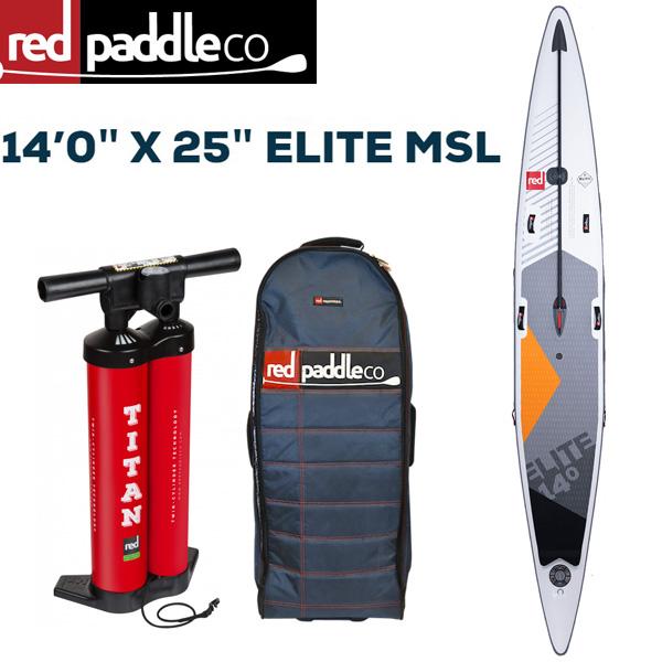 予約商品 2020 RED PADDLE ELITE 14'0×25