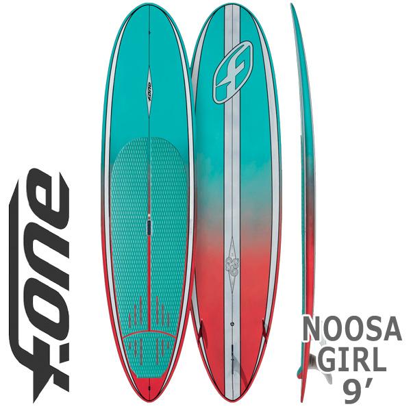 スタンドアップパドルボード SUP F-ONE / エフワン NOOSA GIRL 9'0×28.5 110L 営業所止め サップ