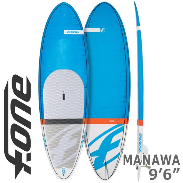 最大1,200円OFFクーポン発行中 スタンドアップパドルボード SUP F-ONE / エフワン MANAWA 9'6×32.5 165L