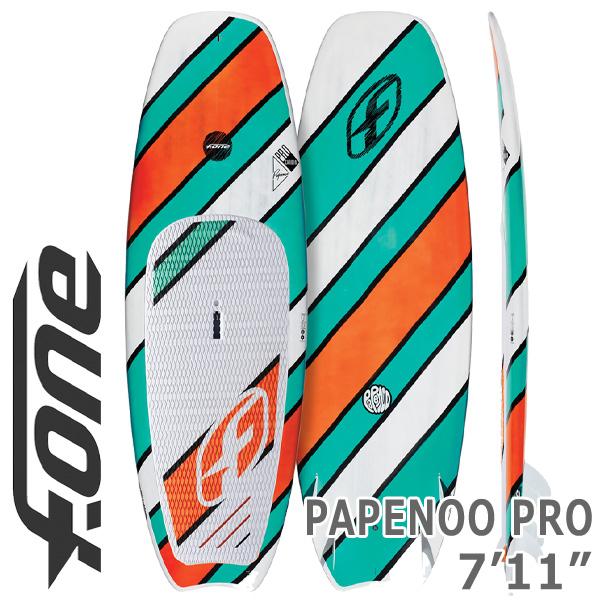 スタンドアップパドルボード SUP F-ONE / エフワン PAPEENO PRO 7'11×30.5 123L
