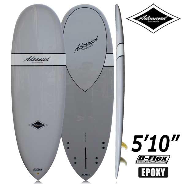 サーフボード ミニロング サーフィン アドバンス / ADVANCED 5'10 EPS A24-1 営業所止め 送料無料