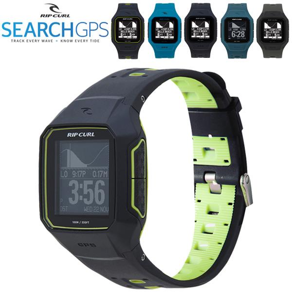 RIPCURLリップカール SEARCH GPS 2 SURF TIDE WATCH サーチジーピーエス2 腕時計 スマートウォッチ サーフィン