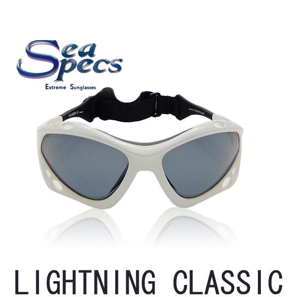 b158ef5850e Sunglasses WHITE white White Sea water men gap Dis UV cut polarizing lens for  SEA SPECS LIGHTNING CLASSIC   sheath peck aquatic sports