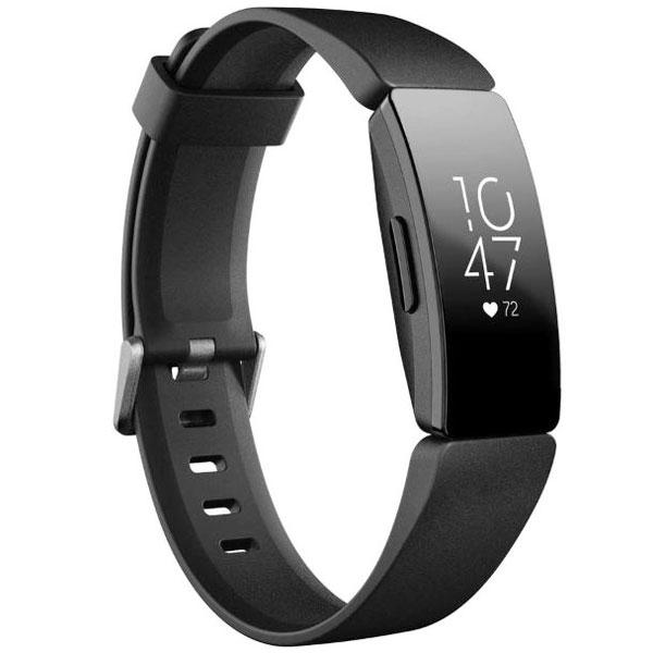 Fitbit Inspire HR フィットネストラッカー 心拍計 黒 輸入品