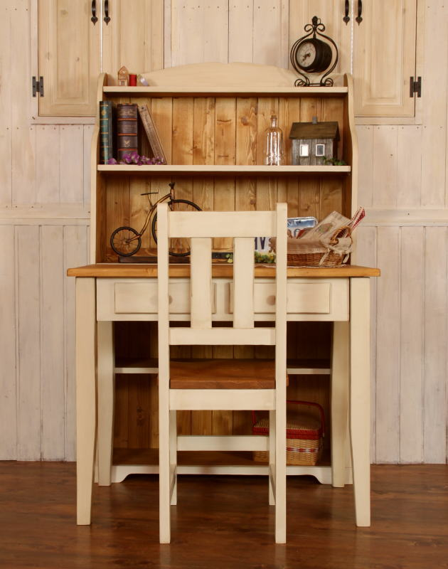 Cute Country Style Desks For Kids Study Desk Nc Set Bs C M Gd Ctf Sdd