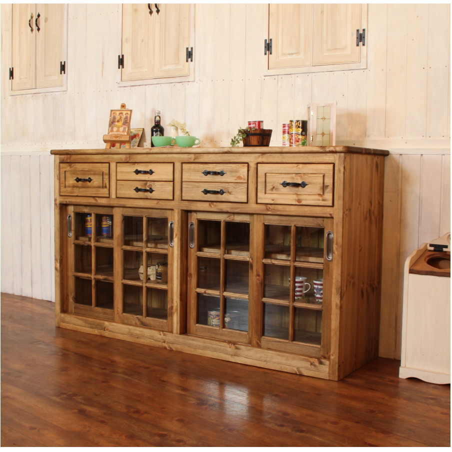 Auc Can Doll Rakuten Global Market Country Furniture Low Cabinet