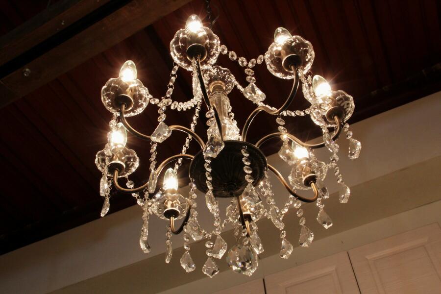 Os 001 8 Light Chandelier Led For Antique Tatami Mats Hook Pendant Ceiling Easy Mounting Lighting Living Room