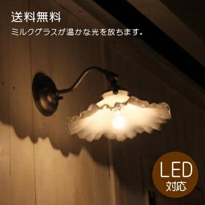 ミルクガラスシェードオールドキャッスルウォールランプSET rmp wlp( 壁掛けライト ブラケット 照明 LED電球 階段用 アンティーク 玄関 廊下 レトロ フレンチ 北欧 カフェ風 クラシカル ) キャンドールss
