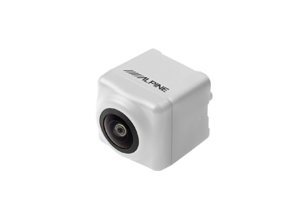 ALPINEアルパイン80系ヴォクシーVOXY用ステアリング連動カメラSGS-C1000D-NVE-W