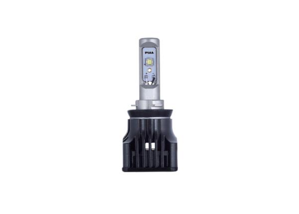 【キャッシュレス決済5%還元!対象店】PIAAヘッドライト用LEDバルブHB3・HB4/6000Kホワイト光LEH101