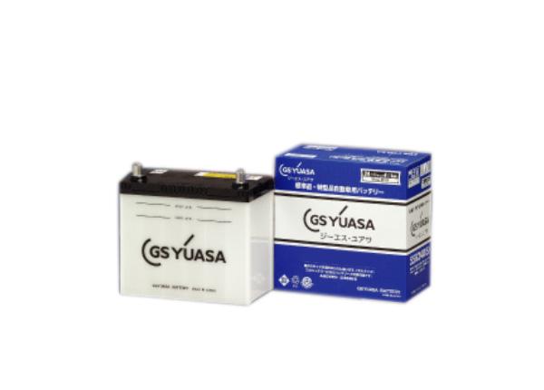 【キャッシュレス決済5%還元!対象店】GSユアサYUASA新車搭載特型品対応バッテリーHJ-50D20R