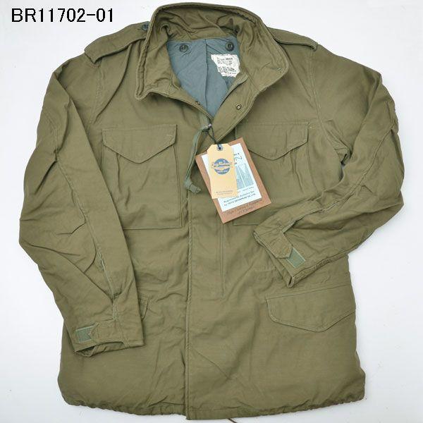 Buzz Ricksons バズリクソンズ BR11702 -01 M-65 COAT,MAN'S,FIELD フィールドジャケット