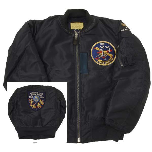 永遠の定番モデル B-15C A.F.BLUE MOD. マリリンモンロー モスキート Buzz 通販 激安◆ モスキートB-15C PATCH Ricksons バズリクソンズBR14706 MOSQUITO