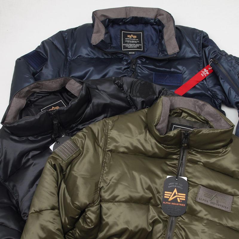 ALPHA アルファ TA1056 パディングジャケット