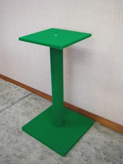 キャットスクラッチタワー(カラー:グリーン)