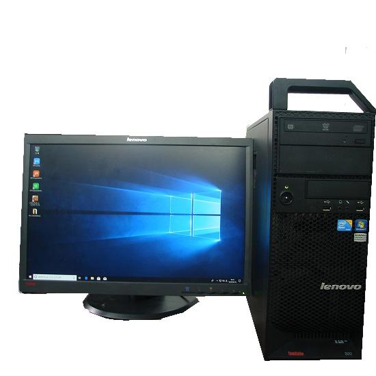 【新品グラボGTX580増設】【ゲーミングパソコン】【Win10アップグレード】【Lenovo ThinkStation S20 23型/8GB/500GB】【送料無料】【デスクトップパソコン】【smtg0401】【中古】10P03Dec16