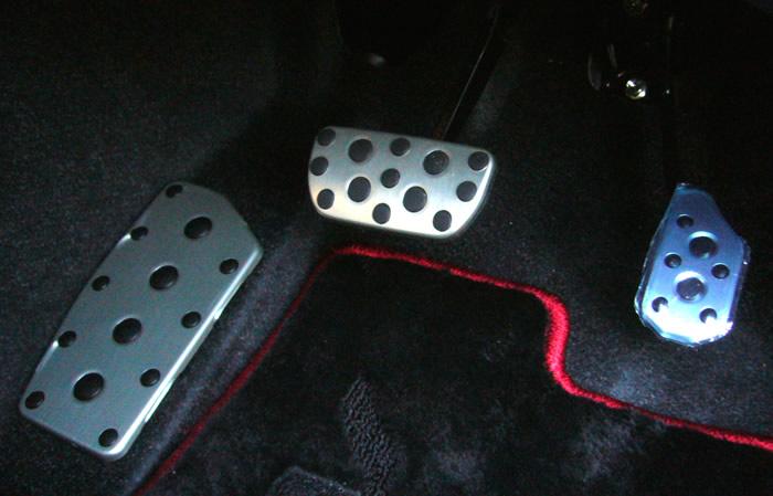 【トヨタ純正】G'sアルミペダル トヨタ アクア NHP10 アクセルペダル(ASSYタイプ)&ブレーキペダル&フットレスト 一台分 3点セット02P05Nov16