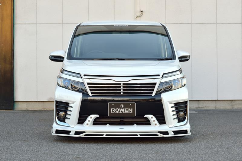 【ROWEN/ローエン】フロントグリル 2PCS 塗装済80VOXY ヴォクシーZS-Grade PREMIUM Editionローウェン02P05Nov16
