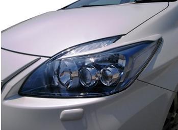 【ROWEN/ローエン】アイラインガーニッシュ(前期型/LEDヘッドライト専用) FRP製(塗装済)プリウス ZVW30 前期 ローウェン02P05Nov16