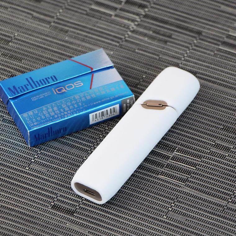 3 new IQOS3 MULTI Aiko's multi-case iQOS case silicon case soft case  electron cigarette cover storage case Shin pull men gap Dis woman male  present
