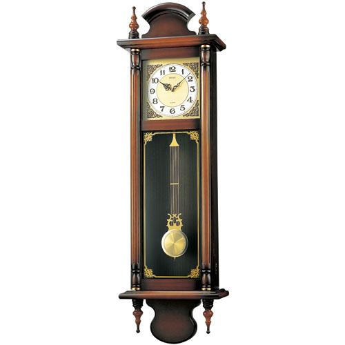 報時振り子時計  セイコーSEIKO振り子時計 RQ305A セイコー掛け時計 【_のし】【_メッセ入力】【_名入れ】