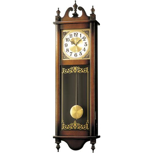 報時振り子時計  セイコーSEIKO振り子時計 RQ306A セイコー掛け時計  【楽ギフ_のし】【楽ギフ_メッセ入力】【楽ギフ_名入れ】