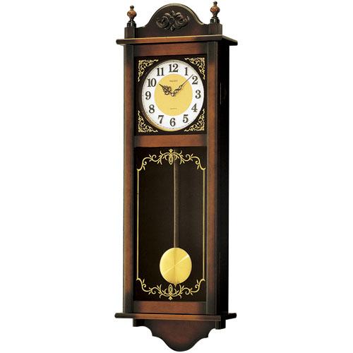 報時振り子時計  セイコーSEIKO振り子時計 RQ307A セイコー掛け時計  【楽ギフ_のし】【楽ギフ_メッセ入力】【楽ギフ_名入れ】