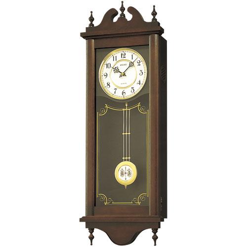 報時振り子時計  セイコーSEIKO振り子時計 RQ309A セイコー掛け時計  【楽ギフ_のし】【楽ギフ_メッセ入力】【楽ギフ_名入れ】