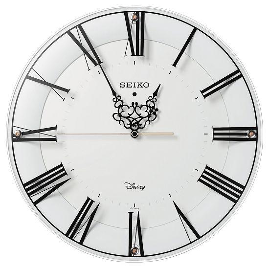 ミッキー&ミニーのクロック!ディズニー掛け時計 FS506W セイコー SEIKO掛け時計【楽ギフ_のし】【楽ギフ_メッセ入力】【楽ギフ_名入れ】